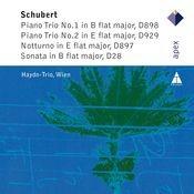 Schubert : The Piano Trios ([APEX]) Songs