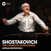 Shostakovich: Complete Symphonies Songs