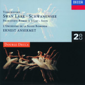 Tchaikovsky Swan Lake Prokofiev Romeo And Juliet Songs