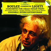 Ligeti Cello Concerto Violin Concerto Piano Concerto Songs