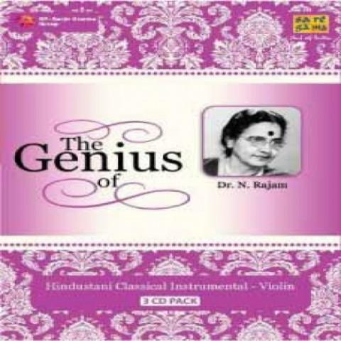 The Genius Of Dr N Rajam Cd 1