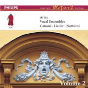 Mozart: Arias, Vocal Ensembles & Canons - Vol.2 (Complete Mozart Edition) Songs