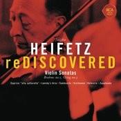 Heifetz Rediscovered - Grieg: Sonata No. 3 In C Minor, Op. 45, Brahms: Sonata No. 1 In G, Op. 78 Songs