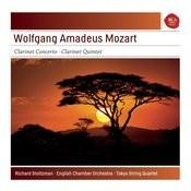 Mozart: Clarinet Concerto - Clarinet Quintet Songs