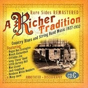 A Richer Tradition - Country Blues & String Band Music, 1923-1937, CD C Songs