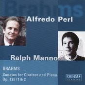 Brahms: Sonatas For Clarinet And Piano Songs