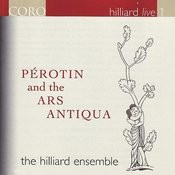 Perotin And The Ars Antiqua Songs