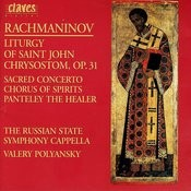 Liturgy Of St.John Chrysostom, Op. 31; Great Ektenia Song