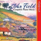 Field: Complete Piano Music Vol. 3 Songs