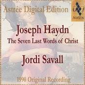 Joseph Haydn: The Seven Last Words Of Christ Songs