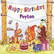Happy Birthday Peyton Songs