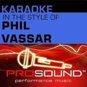 Just Another Day In Paradise (Karaoke With Background Vocals)[In The Style Of Phil Vassar] Song