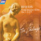 Haydn: String Quartets Op.64 Nos. 1, 2, 3 Songs