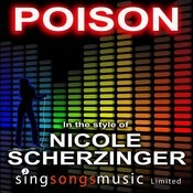 Poison (In The Style Of Nicole Scherzinger) Song