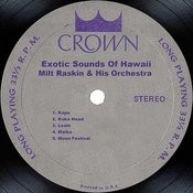 Exotic Sounds Of Hawaii Songs