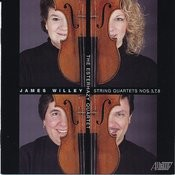 Jameswilley: String Quartet #2 Songs