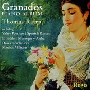 Granados: Piano Encores Songs