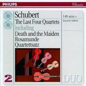 Schubert: The Last Four Quartets Songs