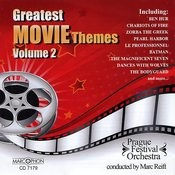 Greatest Movie Themes, Vol. 2 Songs