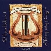 Shabbat Anthology Volume II Songs