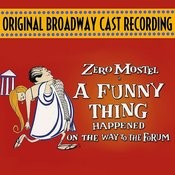 A Funny Thing Happened On The Way To The Forum (Original Broadway Cast Recording) Songs