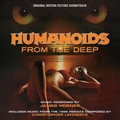 Humanoids From The Deep - Original Motion Picture Soundtracks Songs
