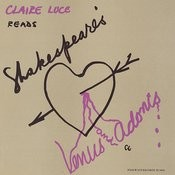 Claire Luce Reads Venus & Adonis: By William Shakespeare Songs