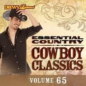 Essential Country: Cowboy Classics, Vol. 65 Songs