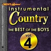 Instrumental Country: The Best Of The Boys, Vol. 4 Songs