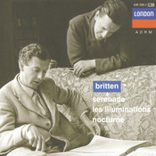 Britten: Serenade for tenor, horn and strings; Les Illuminations; Nocturne Songs