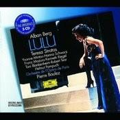 Berg: Lulu Songs