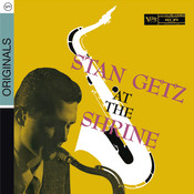 Stan Getz At The Shrine Songs