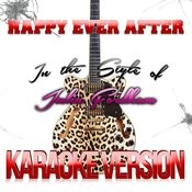 Happy Ever After (In The Style Of Julia Fordham) [Karaoke Version] Song