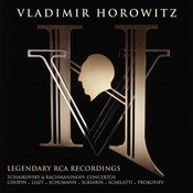 Horowitz:  Legendary RCA Recordings Songs