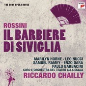 Rossini: Il Barbiere Di Siviglia - The Sony Opera House Songs