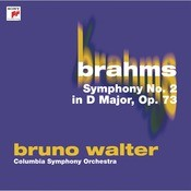 Brahms: Symphony No. 2 in D Major, Op. 73 Songs