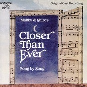 Closer Than Ever (Original Broadway Cast Recording) Songs