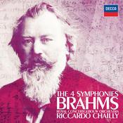 Brahms: The Symphonies (3 CDs) Songs