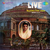Lata Mangeshkar - Live At Royal Albert Hall, London Songs