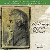 String Quartet No. 16 In E-Flat Major, K. 428: III. Menuetto Song