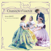 Berte-Chanson d'amour Songs