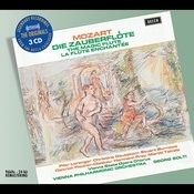 Mozart: Die Zauberflöte (The Magic Flute/La Flûte Enchantée) (3-CD Set) Songs