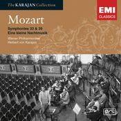 Mozart: Symphony Nos 33 & 39; Eine kleine Nachtmusik; Le nozze di Figaro - Overture Songs