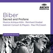 Biber: Sacred And Profane Songs