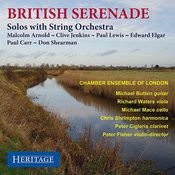 British Serenade: Solos With String Orchestra Songs