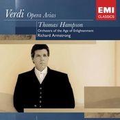 Verdi Operas: Thomas Hampson Songs