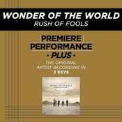 Wonder Of The World (Premiere Performance Plus Track) Songs