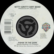 Fishin' In The Dark / Keepin' The Road Hot [Digital 45] (w/ PDF) Songs