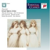 Puccini: Great Opera Arias Songs