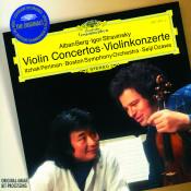 Berg Stravinsky Violin Concertos Songs